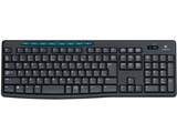 Wireless Keyboard K275 [�u���b�N] ���i�摜