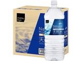 MKCUSTOMER 天然水 2L ×6本 [マツモトキヨシPB]
