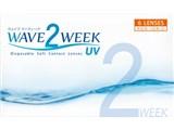 ウェイブ2ウィーク UV レンズネット限定モデル [6枚入り] 製品画像