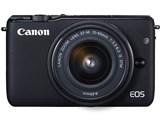 EOS M10 EF-M15-45 IS STM レンズキット [ブラック] 製品画像