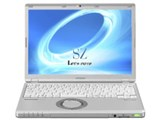 Let's note SZ5 CF-SZ5YDFVS 製品画像