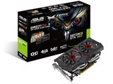 STRIX-GTX960-DC2OC-4GD5 [PCIExp 4GB] 製品画像