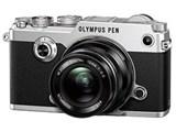 OLYMPUS PEN-F 12mm F2.0�����Y�L�b�g [�V���o�[]