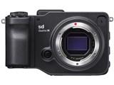 SIGMA sd Quattro H ボディ 製品画像
