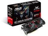 STRIX-R9380X-OC4G-GAMING [PCIExp 4GB] 製品画像