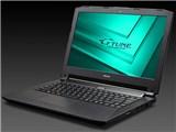 NEXTGEAR-NOTE i4600SA1 Core i7/16GBメモリ/256GB SSD+HDD/GTX965M/14型フルHD液晶搭載モデル 製品画像
