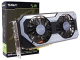 NE51060S15J9-1060J (GeForce GTX1060 6GB Super JetStream) [PCIExp 6GB] ドスパラWeb限定モデル