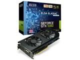 ELSA GeForce GTX 1080 8GB GLADIAC GD1080-8GERXG [PCIExp 8GB]
