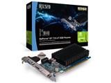 ELSA GeForce GT 710 LP 2GB Passive GD710-2GERLP [PCIExp 2GB]