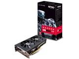 SAPPHIRE NITRO+ RADEON RX 480 8G GDDR5 PCI-E DUAL HDMI/DVI-D/DUAL DP OC [PCIExp 8GB] 製品画像