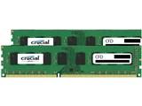 W3U1600CM-4G [DDR3 PC3-12800 4GB 2枚組] 製品画像