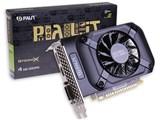 NE5105T018G1-1070F (GeForce GTX1050Ti 4GB STORMX) [PCIExp 4GB] ドスパラWeb限定モデル 製品画像