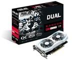 DUAL-RX460-O2G [PCIExp 2GB]