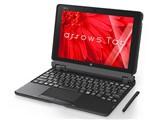 arrows Tab QHシリーズ WQ2/X KC_WQ2X_A011 価格.com限定 eMMC128GB搭載モデル スリムキーボード付属