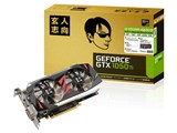 GF-GTX1050Ti-4GB/OC/DF [PCIExp 4GB]