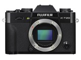FUJIFILM X-T20 ボディ [ブラック] 製品画像