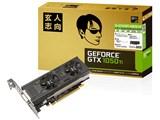 GF-GTX1050Ti-4GB/OC/LP [PCIExp 4GB]