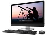 Inspiron 24 5000 シリーズ 価格.com限定 プラチナ・タッチパネル Core i7 7700T・8GBメモリ・2TB HDD・ブルーレイ搭載モデル