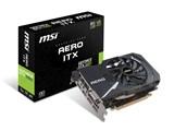 GTX 1060 AERO ITX 3G OC [PCIExp 3GB] 製品画像