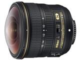 AF-S Fisheye NIKKOR 8-15mm f/3.5-4.5E ED 製品画像