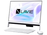 LAVIE Desk All-in-one DA350/HAW PC-DA350HAW 製品画像