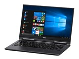 LAVIE Direct HZ NSLKB080HZAP1W 256GB SSD Office Personal搭載