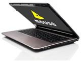 m-Book E400XN-S2 8GBメモリ/240GB SSD/14型HD液晶搭載モデル 製品画像