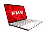 FMV LIFEBOOK AHシリーズ WA3/B3 KC_WA3B3_A055 Core i7・メモリ16GB・SSD 128GB+HDD 1TB・Office搭載モデル [プレミアムホワイト]