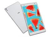 Lenovo TAB4 8 Plus Qualcomm APQ8053・4GBメモリー・64GBフラッシュメモリー搭載 ZA2E0041JP 製品画像