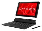 arrows Tab QHシリーズ WQ2/C1 KC_WQ2C1_A006 eMMC128GB搭載モデル 軽量スリムキーボード付属