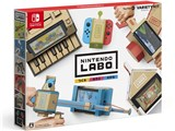 Nintendo Labo Toy-Con 01:Variety Kit [Nintendo Switch] 製品画像