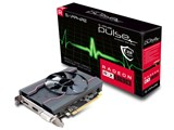 SAPPHIRE PULSE RADEON RX 550 2G GDDR5 [PCIExp 2GB]