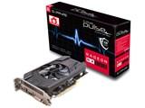 SAPPHIRE PULSE RADEON RX 560 2G GDDR5 HDMI/DVI-D/DP OC (UEFI) [PCIExp 2GB]
