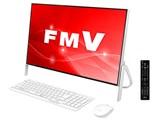 FMV ESPRIMO FHシリーズ WF1/C2 KC_WF1C2_A028 Core i7・TV機能・メモリ8GB・SSD 256GB+HDD 1TB・Blu-ray・Office搭載モデル [ホワイト]