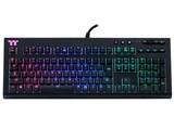TT PREMIUM X1 RGB Cherry MX Speed KB-TPX-SSBRJP-01 [ブラック]