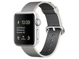 Apple Watch Series 2 38mm ウーブンナイロン