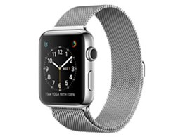 Apple Watch Series 2 42mm ミラネーゼループ