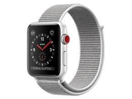 Apple Watch Series 3 GPS+Cellularモデル 42mm スポーツループ
