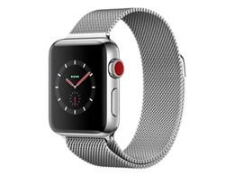 Apple Watch Series 3 GPS+Cellularモデル 38mm ミラネーゼループ