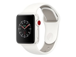 Apple Watch Edition Series 3 GPS+Cellularモデル 38mm