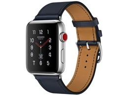 Apple Watch Hermes Series 3 GPS+Cellularモデル 42mm シンプルトゥール