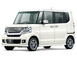 NBOX+カスタム 中古車