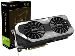 NEB1080S15P2-1040J (GeForce GTX1080 8GB Super JetStream) ドスパラWeb限定モデル
