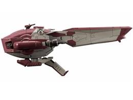 コスモ フリート スペシャル 機動戦士ガンダム 鉄血のオルフェンズ 強襲装甲艦イサリビ
