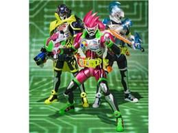 S.H.フィギュアーツ 仮面ライダーエグゼイド マイティアクションX ビギニングセット