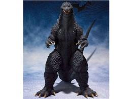 S.H.MonsterArts ゴジラ 2002