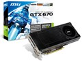 N670GTX-PM2D2GD5/OC [PCIExp 2GB]