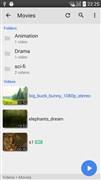 『スクリーンショット7』 MX 動画プレーヤーのアプリ画像