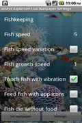 『スクリーンショット2』 aniPet海洋水族館ライブ壁紙(無料版)のアプリ画像