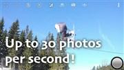 『スクリーンショット1』 Fast Burst Camera liteのアプリ画像